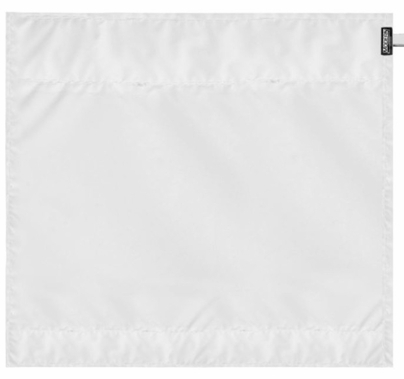 Modern 4ft Wag Flag Bleached Muslin Diffusion Fabric|NO Frame