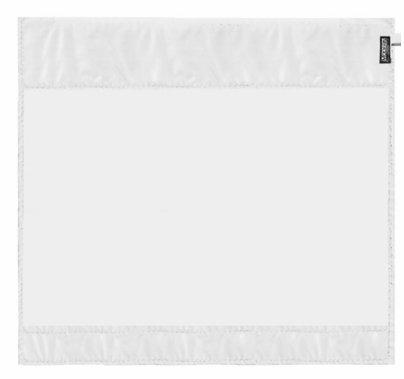 Modern 4ft Wag Flag Magic Cloth Difffusion Fabric | NO Frame