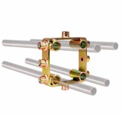 """Modern Box Truss for 5/8"""" Diameter Rod"""
