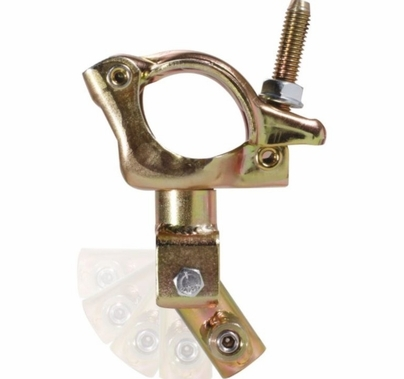 """Modern Grid Clamp to 5/8"""" Female Receiver Swivel"""