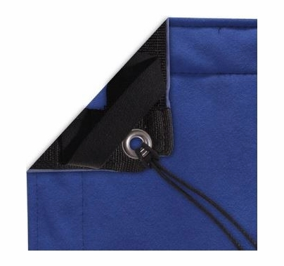 Modern Studio 10x20 Chromakey Blue Screen With Bag