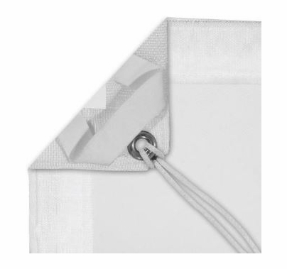 Modern Studio 10x20 Single Scrim (White) With Bag