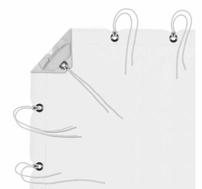 Modern Studio 12' x 20' 1/4 Stop Silk (Artificial White) with Bag