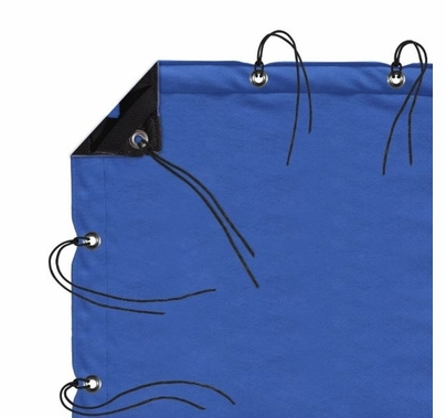 Modern Studio 12' x 20' Digital Blue with Bag