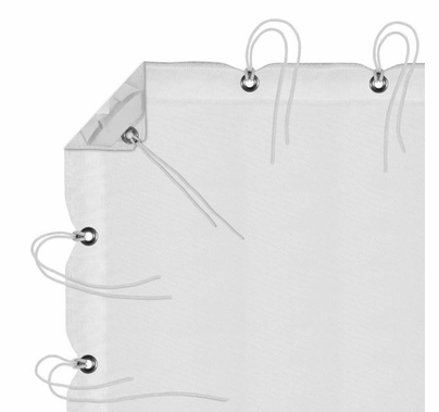 Modern Studio 12' x 20' Double Scrim (White) with Bag