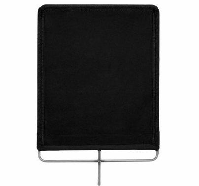 Modern Studio 18x24 inch Solid Black Flag Cutter