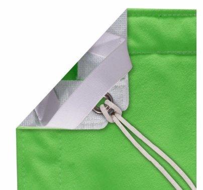 Modern Studio 4' X 4' Digital Green Screen With Bag