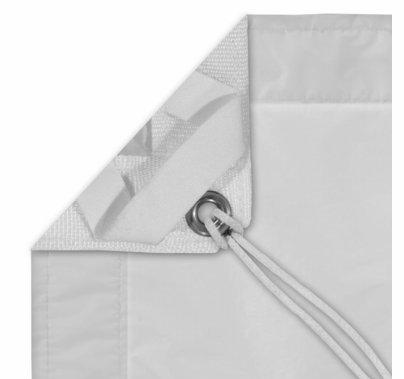 Modern Studio 4' X 4' Noisy Sail 1/2 Grid Cloth With Bag