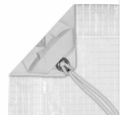 Modern Studio 4' X 4' Noisy Sail 1/4 Grid Cloth With Bag