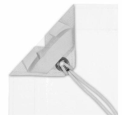 Modern Studio 4' X 4' Silk (China White) With Bag