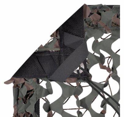 Modern Studio 4x4 Camo Net w/Bag