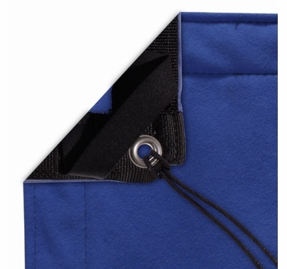Modern Studio 6' X 6' Chromakey Blue Screen With Bag