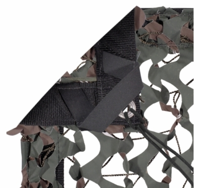 Modern Studio 6x6 Camo Net w/Bag
