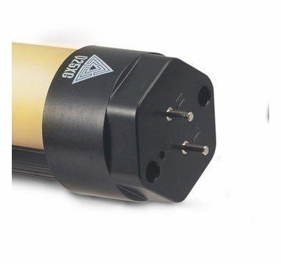 Quasar 2ft CrossFade LED Tube End Cap w/ Pins Connector Part