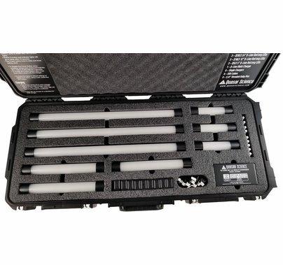 Quasar Q-Lion 3x3 Lithium Ion Battery LED Light Kit