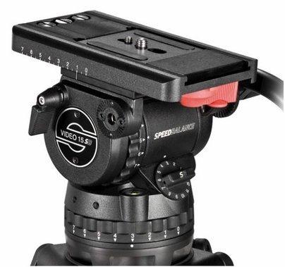 Sachtler System 15 SB ENG 2 CF