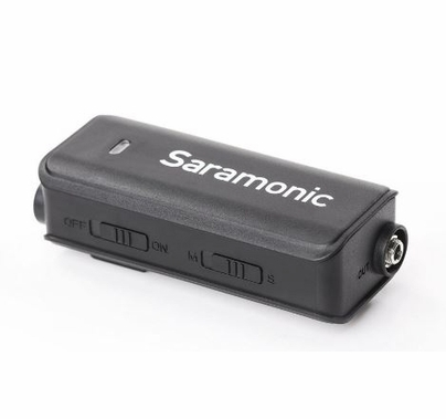 Saramonic LavMic Premium Lavalier Microphone (Smartphone, GoPro, DSLR)