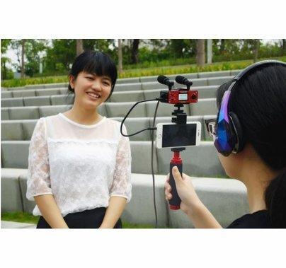 Saramonic SmartMixer - Audio Adapter for iPhone, iPad, Android Phones