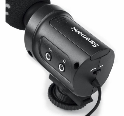 Saramonic SR-M3 Mini Directional Condenser Microphone