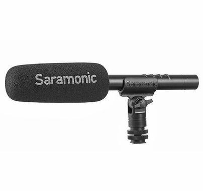 "Saramonic SR-TM1 11"" Super-Cardioid Broadcast XLR Shotgun Microphone"