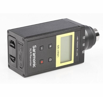 Saramonic Digital Plug-on Linear PCM Recorder for XLR Microphones