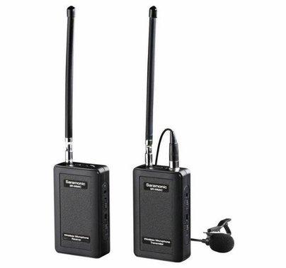Saramonic Wireless 4-Ch VHF Lavalier Omnidirectional Microphone