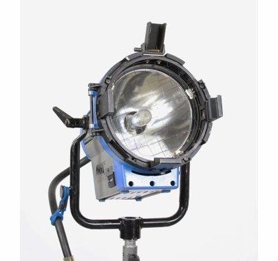 USED Arri Arrisun 5 575w HMI Par Head w/ Lens Set and Barndoors