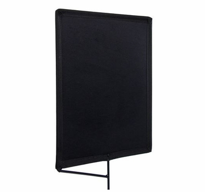 18x24 inch Solid Flag Black    169059