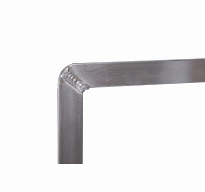 "24""x36""x1""x1/4"" Aluminum Flat Open Frame w/ 5/8"" Pin RTG05"