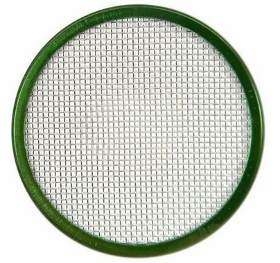 """3"""" Full Single Stainless Steel Diffusion Scrim"""