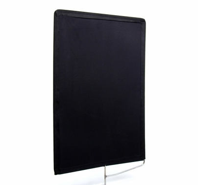30x36 inch Solid Black Flag