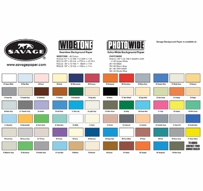 "46 Tech Green Chroma Key Savage Seamless Paper 107""x12yds"