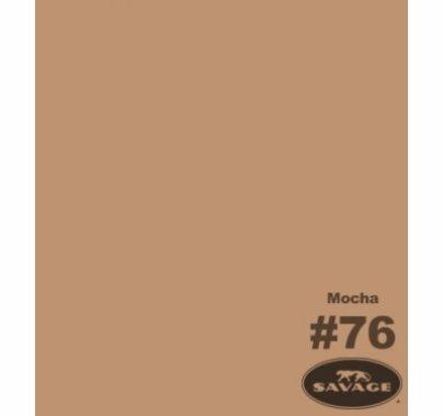 "76 Mocha Brown Savage Seamless Paper 53""x12yds  76-1253"