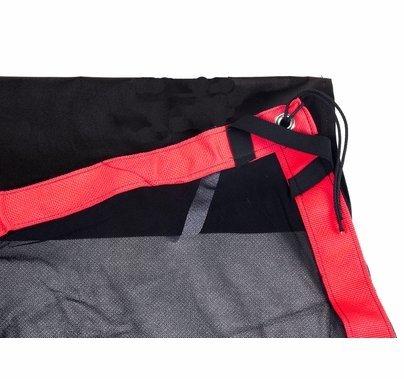 Advantage 20x20 Double Net Black w/Bag, M2020.02