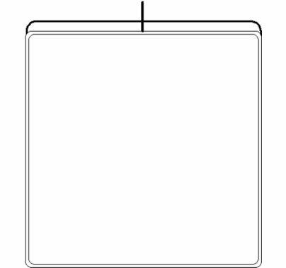 Advantage 4x4 Silent Quarter Grid Cloth White - Stainless Steel Frame