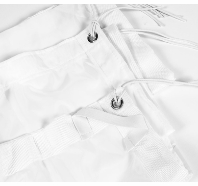 Advantage 8x8 Quarter Stop Silk Artificial White