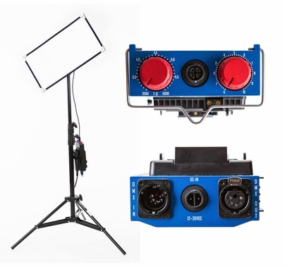 Aladdin BI-FlEX 2 BiColor LED V-Mount Kit