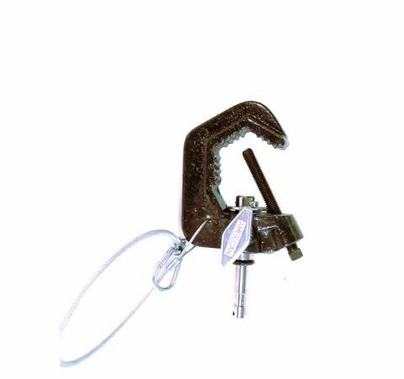 """American Baby Pipe Clamp with 5/8"""" Stud  ME126"""