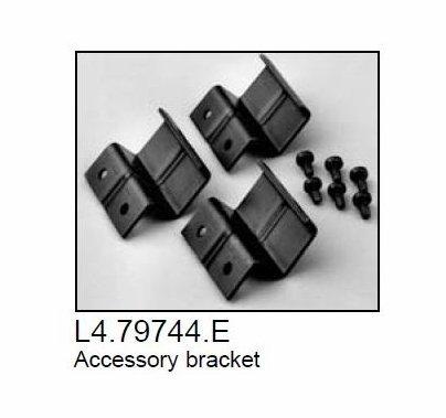Arri 1000 Plus Fresnel Accessory Brackets / Barndoor Ears L4.79744.E