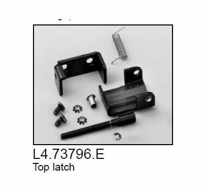 Arri 1000 Plus Fresnel Top Latch, Part L4.73796.E