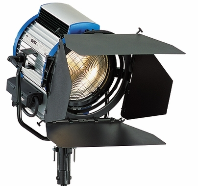 Arri 5000W Fresnel Light   Stand Model  531500 (DISCONTINUED)