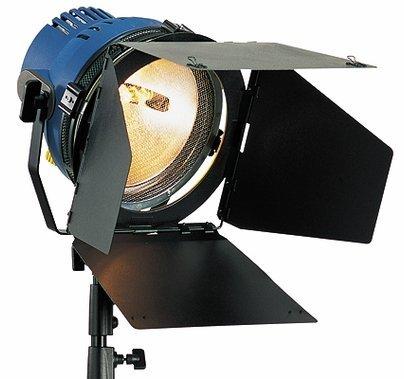 Arri Arrilite 2000W Open Face Light Fixture