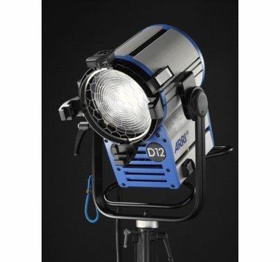 Arri D12, 1200W HMI Fresnel Light System