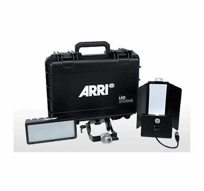 Arri Locaster 2 Plus LED AC/DC Single Light Kit, LK-0005553
