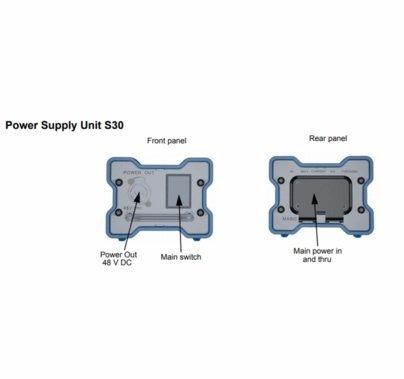 Arri SkyPanel S30 Power Supply Unit Blue / Silver