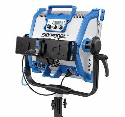 Arri SkyPanel V-Mount Battery Plate Adapter
