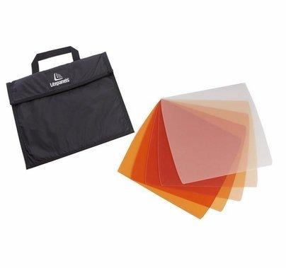 Astra 1x1 5-Piece CTO Gel Set with Bag