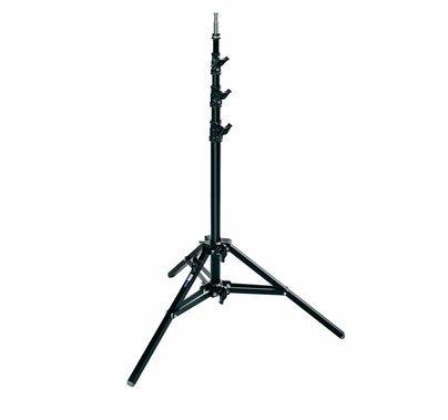 Avenger Aluminum Baby Stand 25 Black A0025B