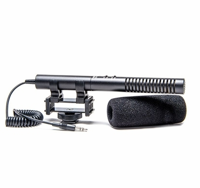 Azden SGM-990+i Shotgun Mic for DSLR|Smartphone|Tablet
