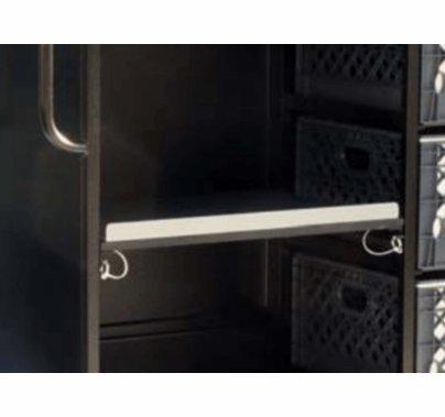 BackStage Equipment Adjustable Shelf Super Duz All Mini Cart